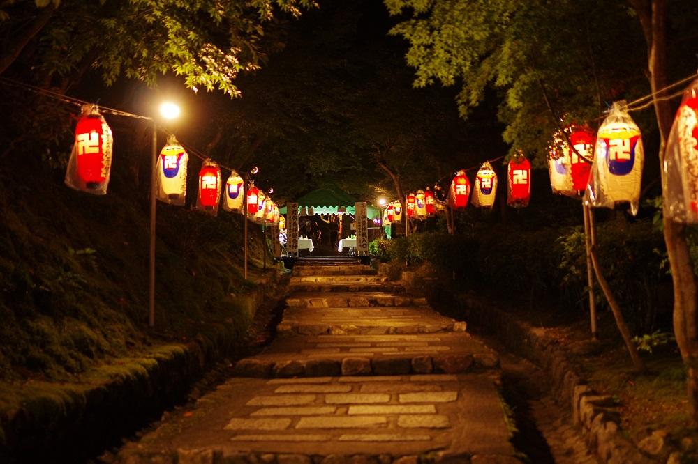 京都の魔界・化野念仏寺