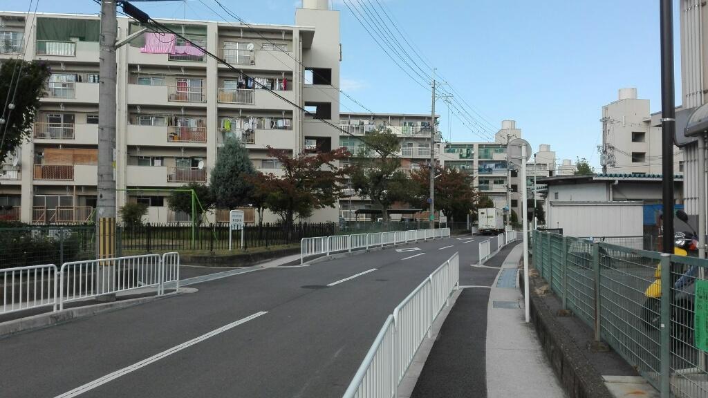 高度成長期に建設された大型団地の今の様子は | 京都府・西大久保団地