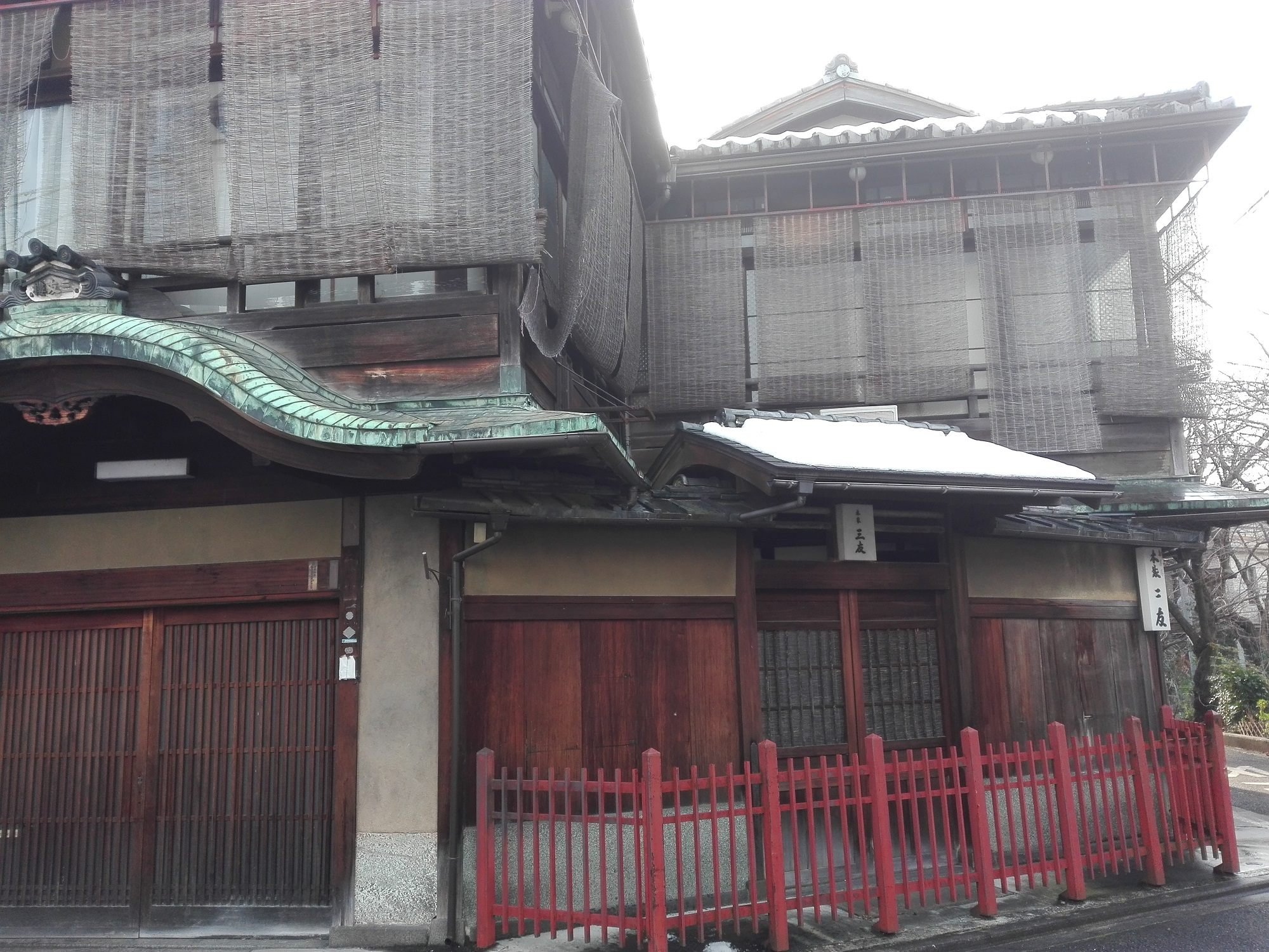 失われた夢の国 | 京都・五条楽園の遊郭跡