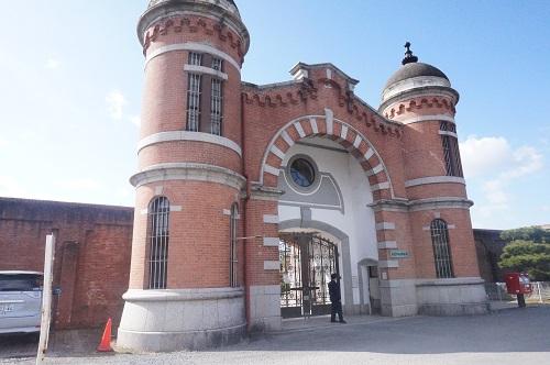 もうすぐ閉鎖 赤レンガが美しい奈良少年刑務所を訪れた