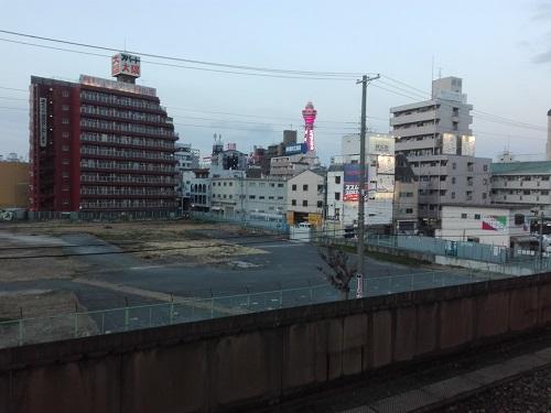 新今宮駅前に星野リゾートのホテルができるらしい