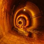 日本初の河川トンネルは神戸にあった・湊川隧道の一般公開