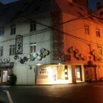 堺で見つけた薄暗いネオン街・翁橋町