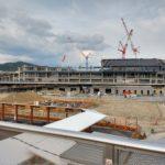 【ふるさと納税活用の専用球技場】建設中の京都スタジアムに行ってみた