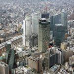大阪と名古屋の経済規模の差はどのくらいか